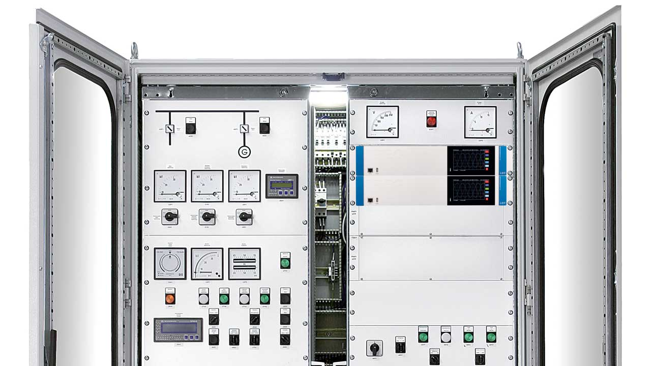 Generator Kontrollschrank IREG