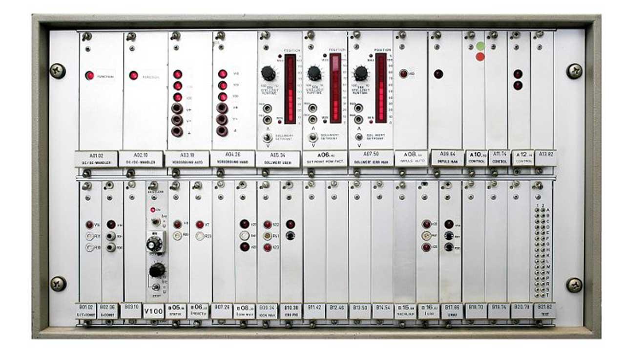 Analoge Erregersysteme von LST
