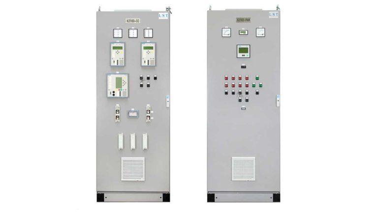 Motorkontrollschränke von LST GmbH
