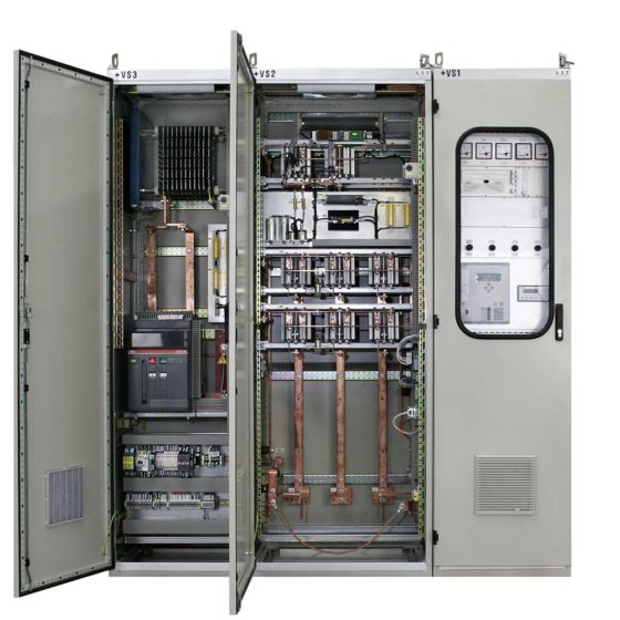 Digitale ErregersystemeStatisches Erregersystem kompoundiert inklusive Generatorschutz