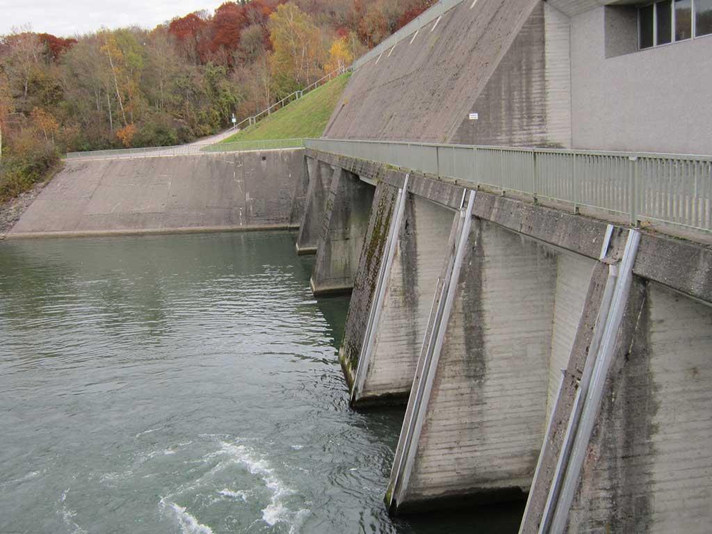 Laufwasserkraftwerk Kaufering