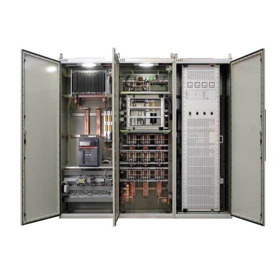 Statisches Erregersystem Ierr: 750A