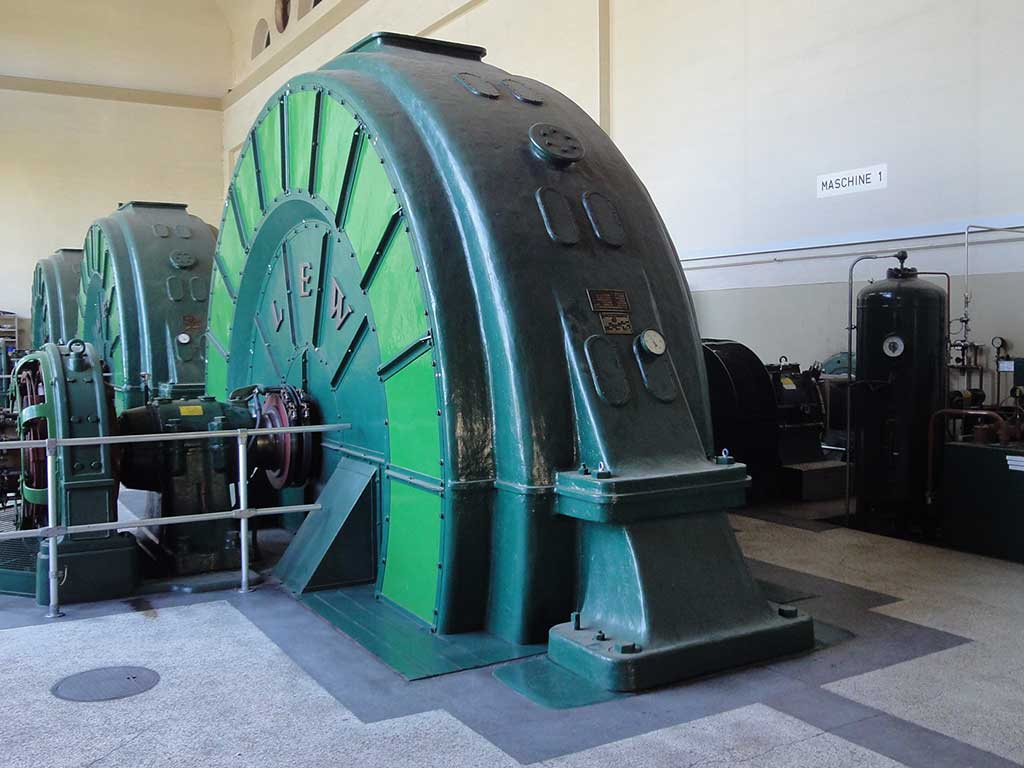 Wasserkraftwerk Meitingen