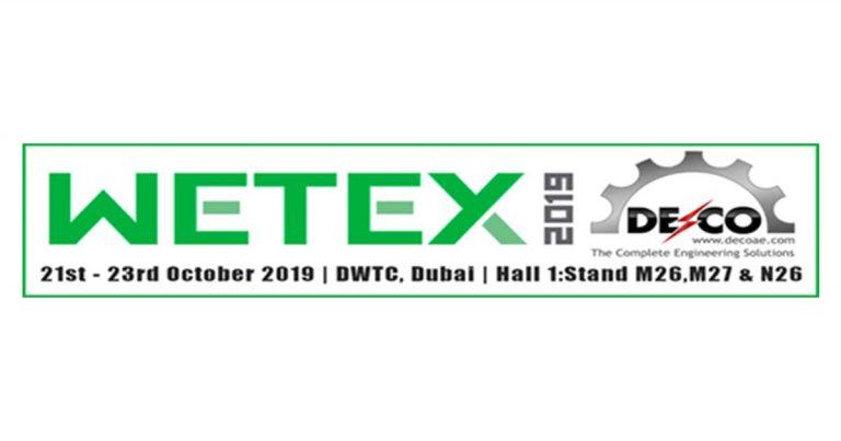 WETEX Banner