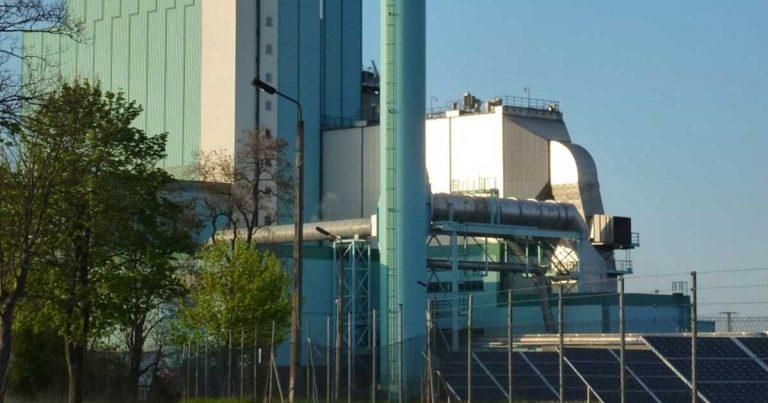 Kraftwerk Wählitz